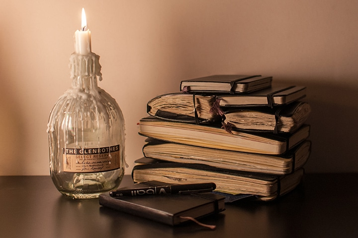 Glenrothes & carnets